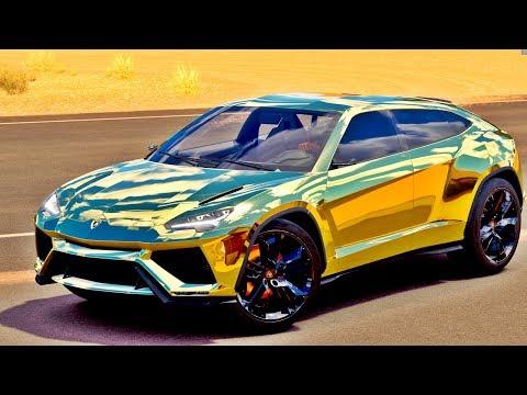Comprei Uma Lamborghini Urus De Ouro No Forza Horizon 3 - Não Pode Bater 😱😱 ZOIOOGAMER