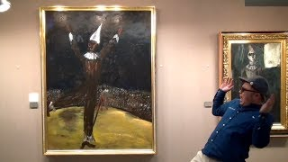 美術館ラップ 開館50周年北海道立三岸好太郎美術館テーマラップ N.C.F