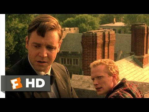 A Beautiful Mind (1/11) Movie CLIP - I Don't Like People Much (2001) HD