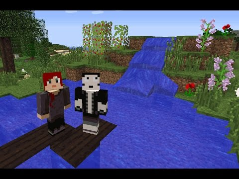 Black & White Plays modded minecraft | E01 Getting started