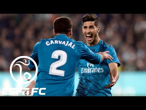 Real Madrid gets wild 5-3 win over Real Betis | ESPN FC
