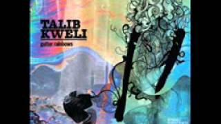 Talib Kweli - Mr. International Feat. Nigel Hall