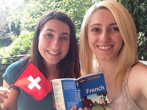 Une conversation en français | Maria Athena et Michelle [FR/EN]