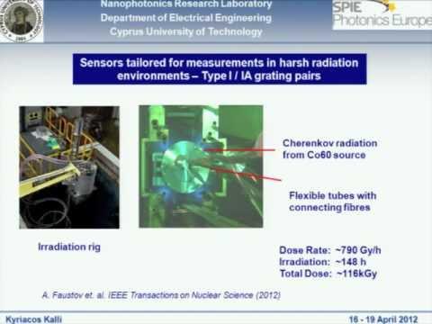 Next generation fibre sensors -- Kyriacos Kalli