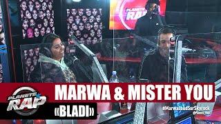 "Download Marwa Loud ""Bladi"" ft Mister You #PlanèteRap"