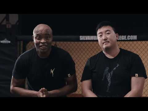 Kick Lab Episode 3 - How to Muai Thai Clinch or Plum by Anderson Silva