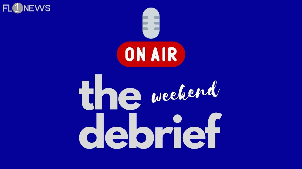 WEEKEND DEBRIEF: Re