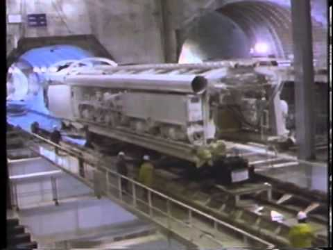 Building The English Channel Tunnel