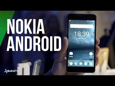 Nokia: el regreso y resurrección de sus smartphone, ahora con Android
