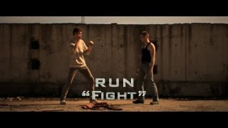 RUN - FIGHT (A scene from unfinished Short Action Film)