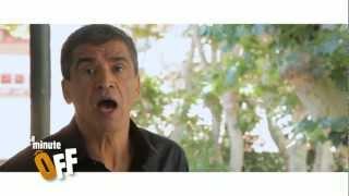 Avignon le OFF 2012 : La minute ÔFF avec Daniel Picouly - Episode 13