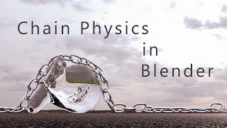 Chain Physics in Blender Tutorial