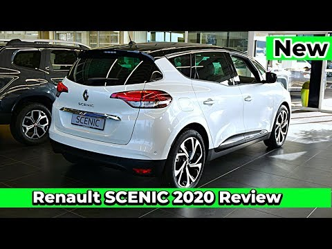 New Renault SCENIC 2020 Review Interior Exterior