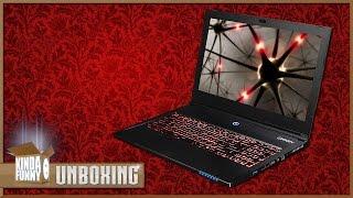 Super Badass Origin EVO15-S Laptop Unboxing thumbnail