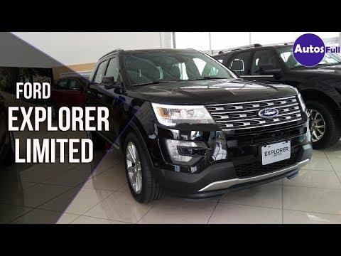 Ford Explorer 2017   Revisión
