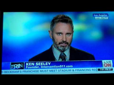 Reality TV Star Ken Seeley of A&E's Intervention Fame Launches Intervention 911 Podcast (AUDIO/VIDEO)