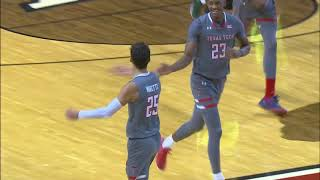 Texas Tech Men's Basketball vs. Baylor: Highlights | 2019
