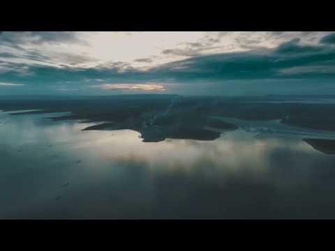 เขื่อนอุบลรัตน์ (Ubolratana Dam) มุมสูงจากโดรน (Drone)