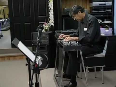 Billy Cooper and Buddy Charleton play 'Faded Love' - pedal steel guitar