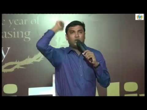 Covering of the Church - By Pr. Tijo Thomas at Grace Fellowship Adoor