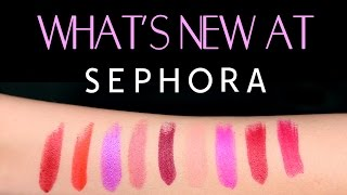 Here's to the start of a fresh new week & lots of new pretty things at Sephora!! Holiday Gift Sets are already here (how did that happen!? lol) so let's get to ...