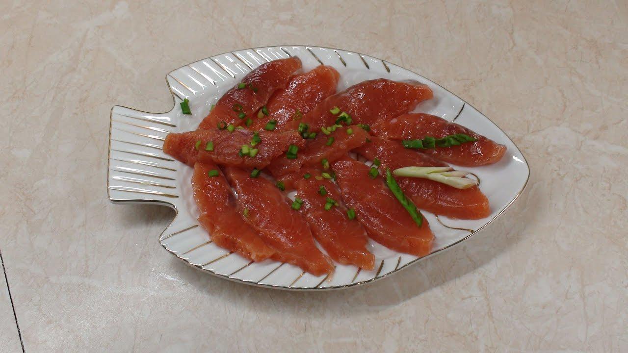 Соленая рыба Кижуч. Рецепт посола