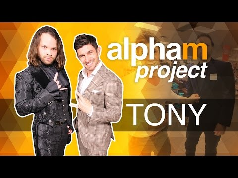 Alpha M Project Tony | A Men's Makeover Series | S2E4