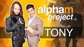 Alpha M Project Tony | A Men's Makeover Series | S2E4 Thumbnail