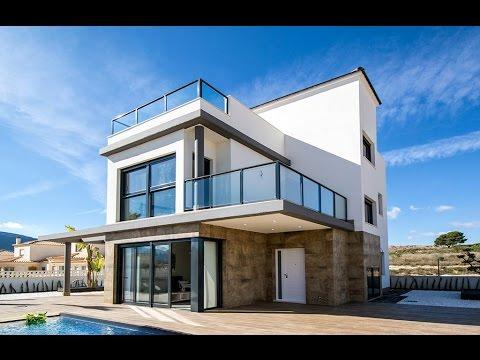 4 bedroom villa with private pool in Castalla