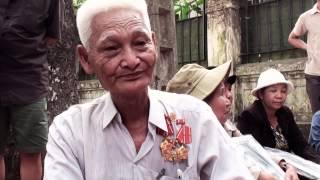 Hà Nội, một ngày trước Quốc Tang