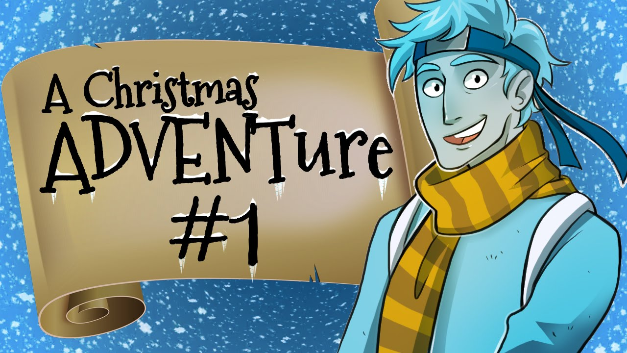 Minecraft Christmas ADVENTure - Welcome To Tinsel Town (Day 1 ...