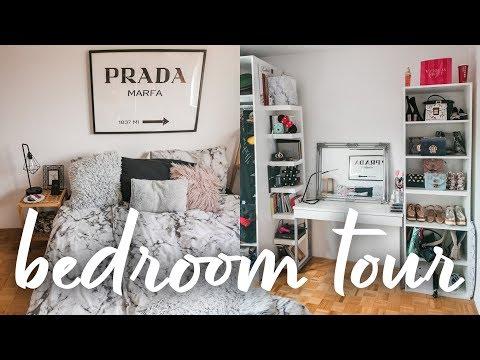 BEDROOM TOUR (PINTEREST INSPIRED)