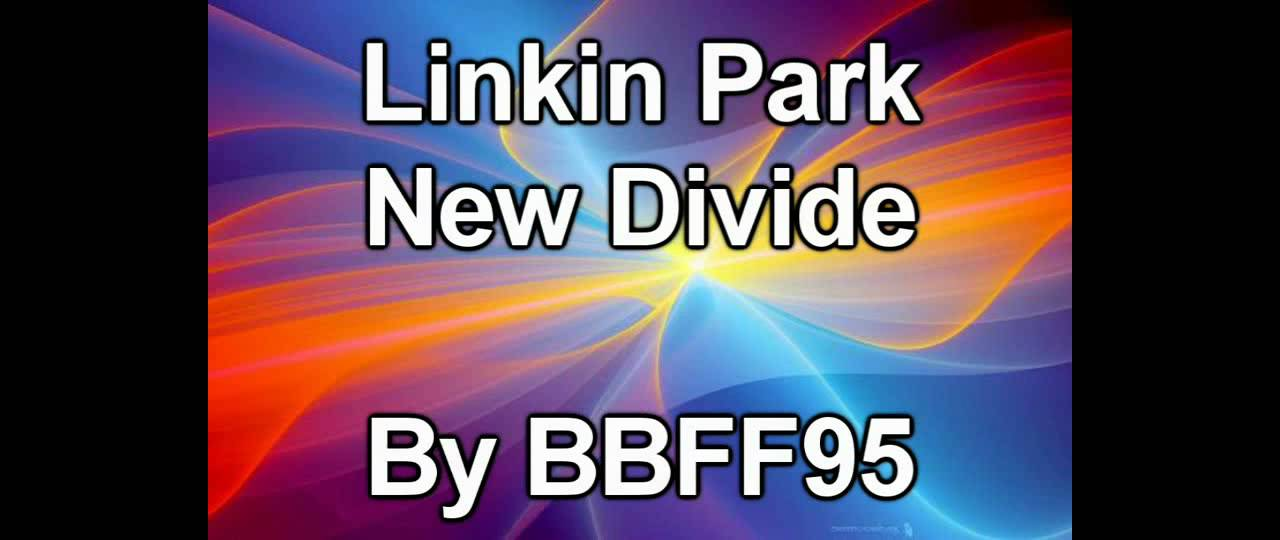 Linkin Park - New Divide (With lyrics) - YouTube