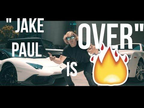 THE FALL OF JAKE PAUL   Jake Paul Diss Track - LOGAN PAUL SONG/REACTION