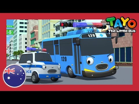 🇦🇺Most watched episodes from Australia! | Season 4 Compilation l Tayo the Little Bus