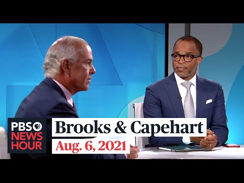 Brooks and Capehart on the politics of COVID-19, Ohio elections, accusations against Cuomo