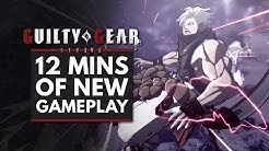 GUILTY GEAR STRIVE | 12 Minutes of Online Multiplayer Gameplay