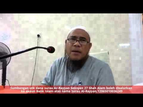 [17.02.15] Tafsir Surah Hud-Ustaz Uda Kassim