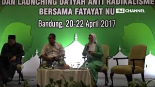 Saresehan Pencegahan Paham Radikalisme Terorisme Dan Launching Daiyah Anti Radikalisme