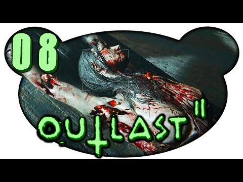 OUTLAST 2 #08 - Grausam ist kein Ausdruck... (Let's Play Deutsch German Facecam)