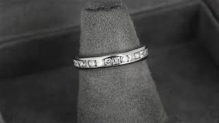 Кольцо Parure с центральным бриллиантом огранки \