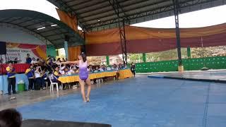 Vigie Ann Calleja CLRAA 2018 Gold (Floor Exercise)