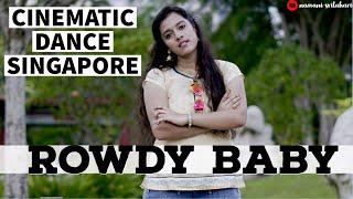 ROWDYBABY | Dance Cover | Choreography | Sai pallavi, Dhanush |Prabhudeva |Maari 2 |Namani Srilahari