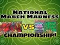 National March Madness 2017 Championship Round - Louisiana vs Georgia