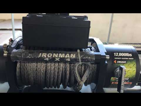 Ironman 4x4 Off Road Vinç, Huma Oto