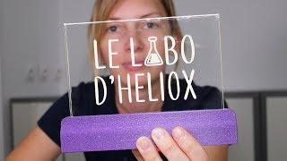 ▶️ Électronique Facile : Fabrication d'une décoration lumineuse pour le Labo :)