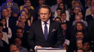 ČT Superdebata ke krajským volbám 2016