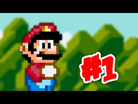 Super Mario World (1990) Part 1 | Too Much Nintendo