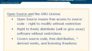 0103 - Open Source & the GNU License