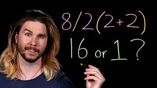 The Math Problem Dividing the Internet SOLVED | Because Science Live!